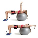 Pullover on Ball - Women's Health